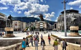 В Македонию еще год можно ездить без визы