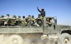 Минобороны РФ: Между боевиками Восточной Гуты начались бои