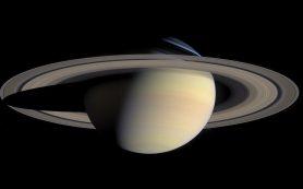 Сатурн мог помочь сформироваться спутникам Юпитера