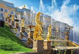 Сезон фонтанов в Петергофе начнется 28 апреля