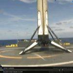Доработанная ракета компании SpaceX отправляет в космос спутник для Бангладеш К