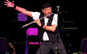 Living in the Past: группа Jethro Tull отметила в России 50-летие