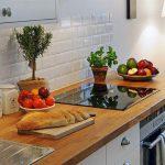 Как обустроить рабочую поверхность на кухне?