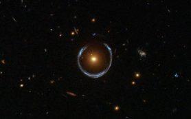 Общая теория относительности вновь подтверждена на примере еще одной галактики