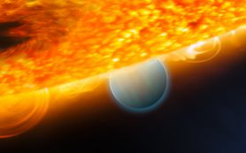 Космический телескоп «Джеймс Уэбб» будет изучать атмосферы газовых гигантов