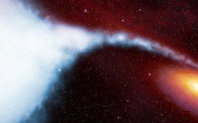 Ученые смогли оценить распределение материи в окрестностях черной дыры М