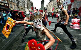 Яркий фестиваль пройдет в Чехии