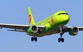 «Сибирь» открыла рейсы из Петербурга в Омск