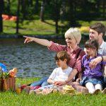 Как провести активные выходные с детьми?