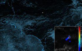 Инструмент спутника для наблюдения молнии поможет защитить Землю от метеоритов