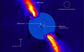 Астрономы смогли «взвесить» новорожденную экзопланету