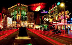 В Амстердаме сокращают число посетителей квартала Красных фонарей