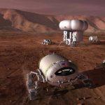 Превращения CO2 в сахар на Марсе