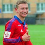 Форварда ЦСКА Чалова признали лучшим игроком 9-го тура премьер-лиги