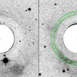 Наблюдения обнаруживают ионизованное гало планетарной туманности IC 5148