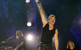 Группа Bon Jovi даст уникальный концерт в Москве