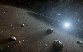 Производство пыли в системах зрелых звезд