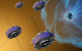 В «хвосте» магнитосферы Земли обнаружен энергетический взрыв