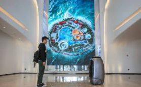 Еще один отель в Китае отказался от обслуживающего персонала
