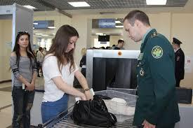 За заграничные покупки туристам придется платить пошлину