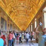 Попасть в музеи Ватикана в 2019 году будет еще сложнее