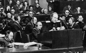 В фильме о Нюрнбергском процессе будут играть звезды мирового кино