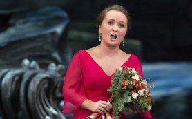Юлия Лежнева выступит в Москве в новогоднем концерте