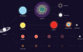 GAIA показывает, как звезды похожие на Солнце, становятся твердыми после смерти
