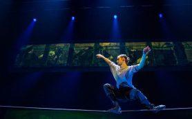 Канадский цирк «7 пальцев» привезет в Театр мюзикла мировую премьеру «Пассажиры»