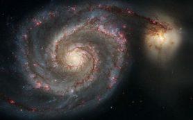 Галактическое столкновение вытолкнет Солнечную систему из Млечного пути