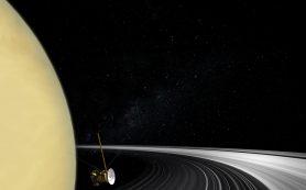 Кольца Сатурна являются относительно молодыми, выяснили ученые