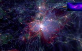 Рождение массивных черных дыр в ранней Вселенной