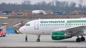 Germania обанкротилась и прекратила полеты