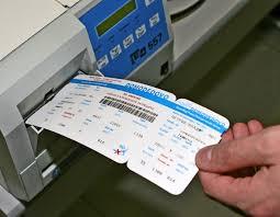 В России узаконили электронные посадочные талоны
