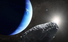 У самого крохотного спутника Нептуна теперь есть имя – Гиппокамп