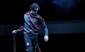 Топ-танцовщик выступил с программой Sacre в концертном зале «Зарядье»