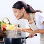 Запах еды запоминается через рот