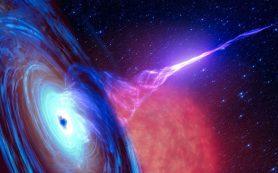 Физики, возможно, нашли способ извлечь информацию из черной дыры