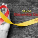 28 июля - Всемирный день борьбы с гепатитом
