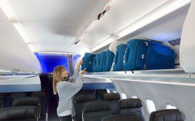 Пассажиры Аэробусов А–320 смогут по интернету забронировать место для ручной клади
