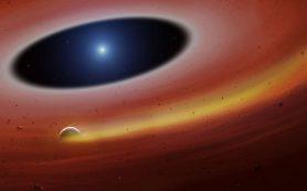 Возможный осколок ядра планеты обнаружен на орбите вокруг «мертвой звезды»