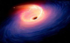 Ученые объявили, что вскоре представят первые в мире снимки черной дыры