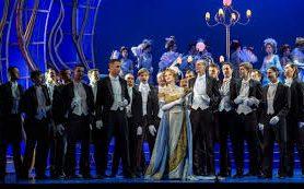 В Петербурге представят премьеру оперетты Франца Легара «Веселая вдова»