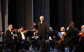 Валерий Гергиев и Мариинский оркестр сыграли два концерта в Тюмени