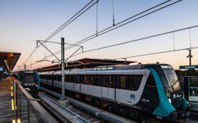 В Австралии заработала первая в стране ветка метро. По ней ходят беспилотные поезда