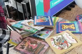 На Детской сцене фестиваля вспомнили книги-конструкторы Лилии Майоровой