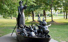 В «Музеоне» после пропажи ушей закроют доступ к «Деду Мазаю и зайцам»