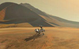 НАСА отправит винтокрылый аппарат к спутнику Сатурна Титану