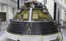 Капсула Orion успешно прошла тест системы аварийного спасения