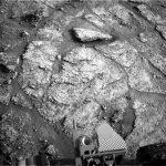 Curiosity, Sol 2465-2467: Остановка у подъема Harlaw